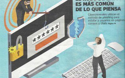 La Amenaza del Phishing